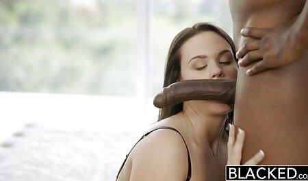सुंदर प्रेमिका प्राप्त सेक्सी वीडियो ब्लू पिक्चर मूवी करने के बाद, मुंह तोड़ दिया